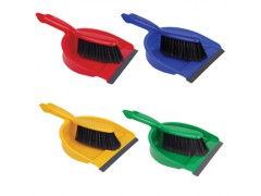 Professional Dustpan & Brush Set
